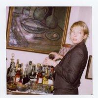 Michelle Williams, imagen de la colección Boy de Band of Outsiders