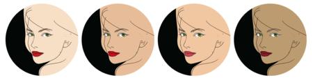 Marilyn Coco Collection Tonos De Rostro