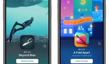 Apple Arcade estrena dos nuevos juegos: 'Beyond Blue' y 'A Fold Apart'