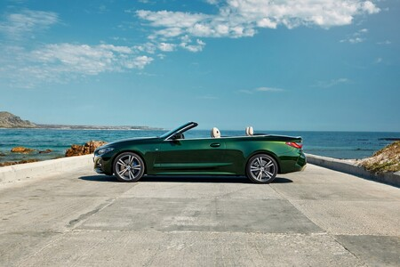 El nuevo BMW Serie 4 Cabrio ya tiene precio: un coupé a cielo abierto algo más caro que el Audi A5 Cabrio
