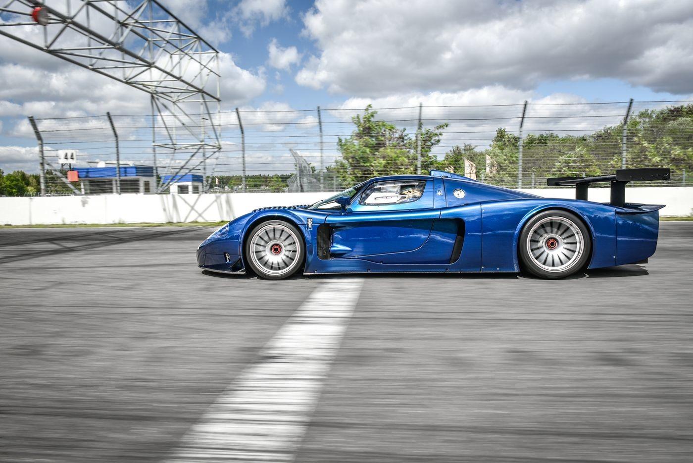 "Foto de Maserati ""edo MC12 VC"" (1/21)"