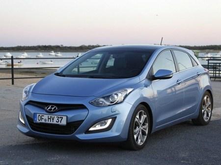 Hyundai i30 Frontolateral