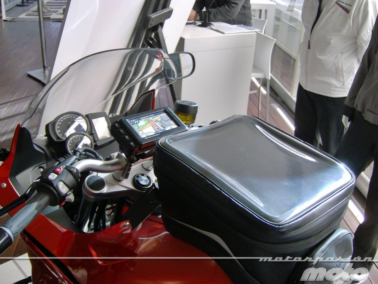 Foto de BMW F 800 GT, prueba (valoración, ficha técnica y galería) - Detalles (4/22)