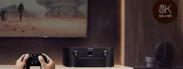 Marantz presenta su línea de receptores AV SR-Series para 2020: cuatro modelos con 8K y funcionalidades renovadas