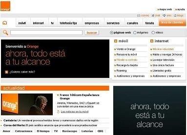 Lanzado Orange.es, adiós a Amena