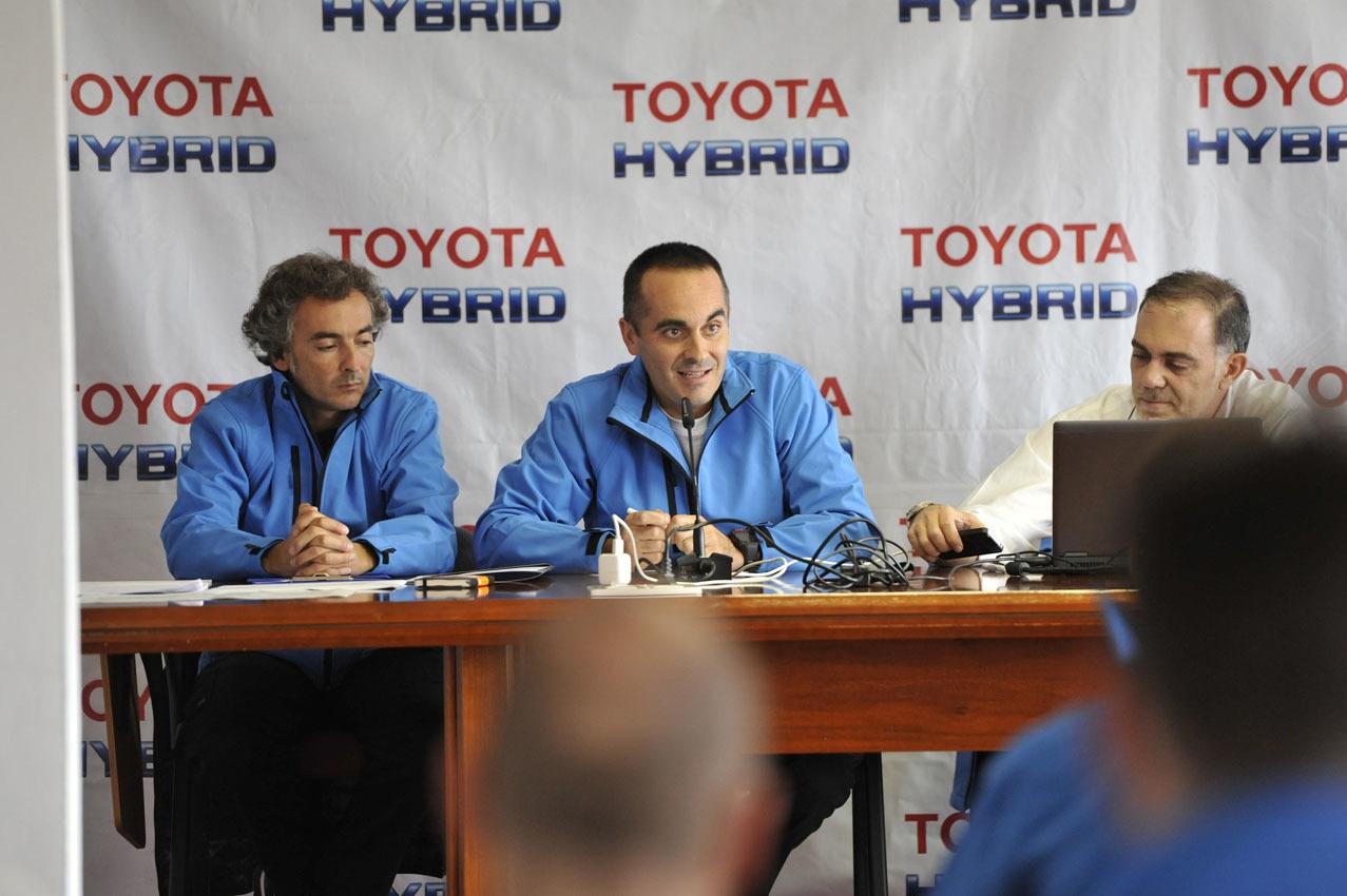 Foto de 24 Horas Híbridas de Toyota 2015 (40/234)