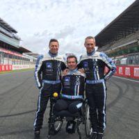 Un reto personal este año en el box 56 de las 24 Horas de Le Mans