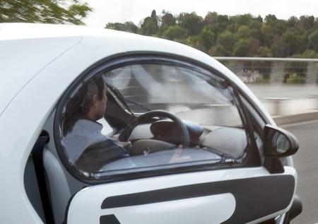 Ventanillas oficiales para el Renault Twizy 02