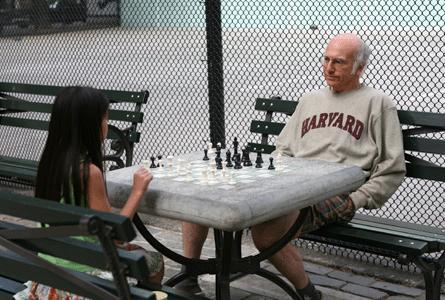 'Whatever Works' de Woody Allen, primeras imágenes