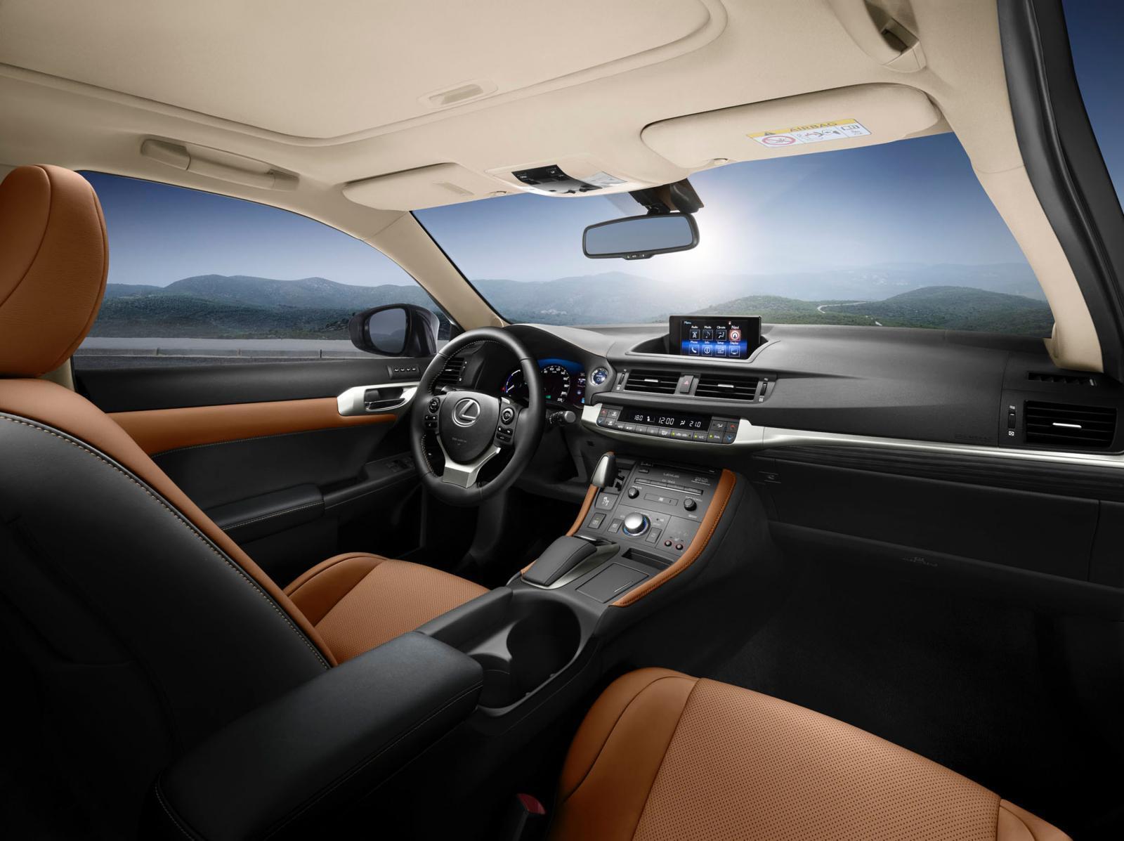 Foto de Lexus CT 200h 2014 (11/12)