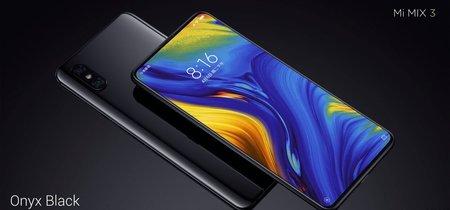 El Xiaomi Mi MIX 3 llega a México: sin distribución oficial, pero con garantía, este es su precio