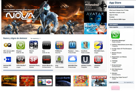 La App Store supera los 3.000 millones de descargas