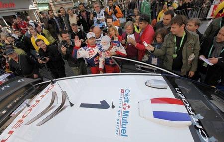 Rally de Alsacia 2010. Sébastien Loeb gana y ya es heptacampeón
