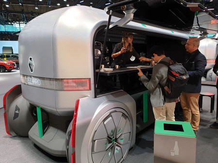Ez Pro Renault Paris 2018