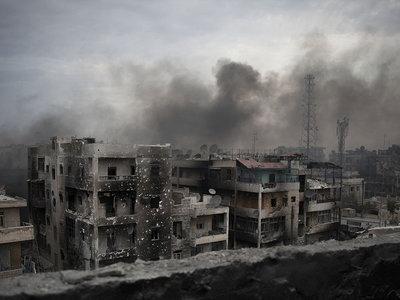 21 espeluznantes fotografías que ilustran la destrucción de Aleppo a lo largo de cinco años
