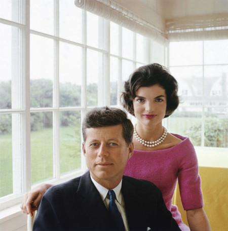 El lado más íntimo de los Kennedy frente al objetivo de Mark Shaw en la Fundación Loewe