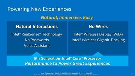 Intel Broadwell U Experiencias