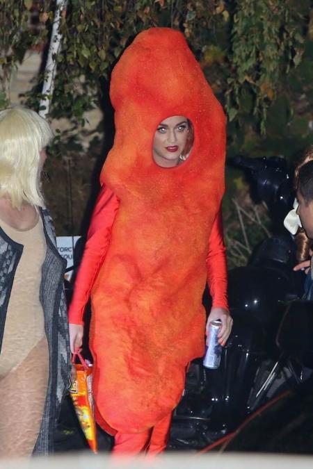 Cuando un Cheetos se comió a Katy Perry, o cómo disfrazarse en Halloween 2014