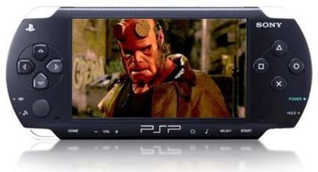 La actualización 4.05 de PSP trae sorpresa