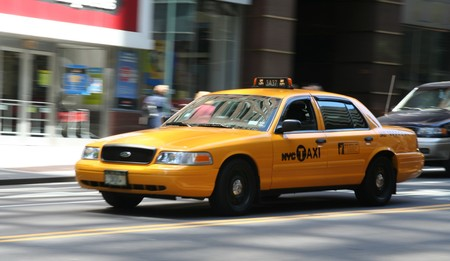 Taxi Nueva York