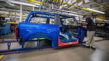 Porduccion Ford Bronco 2021 2
