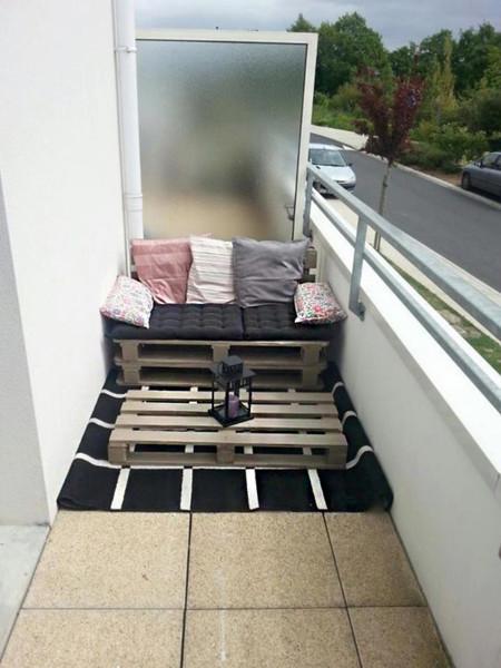 17 trucos para sacar partido a balcones pequeños - MujerTrend