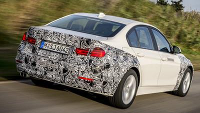 BMW detalla el futuro Serie 3 híbrido enchufable
