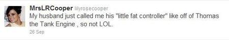 Tweet Lily Allen