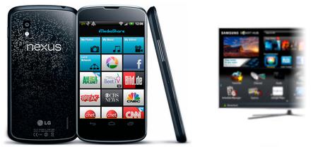 iMediaShare, envía el contenido de tu dispositivo iOS o Android a tu Smart TV