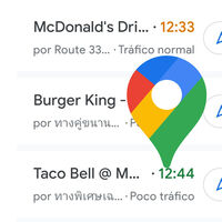 Cómo usar la pestaña 'Ir' de Google Maps para tener siempre a mano las rutas frecuentes