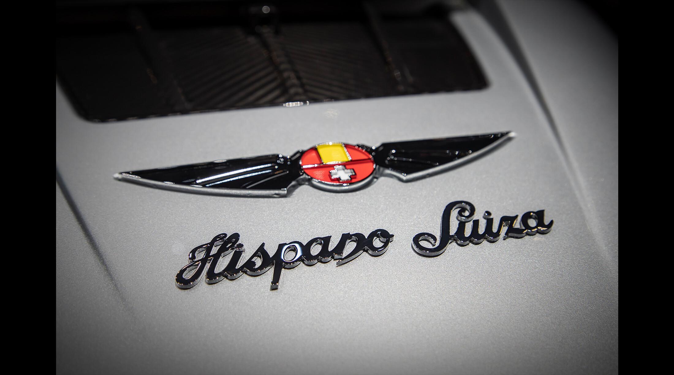 Foto de Hispano Suiza Carmen (18/24)