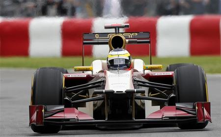 Ningún HRT consigue acabar en el Gilles Villeneuve