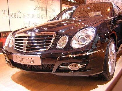 Stand Mercedes Clase E SIMO
