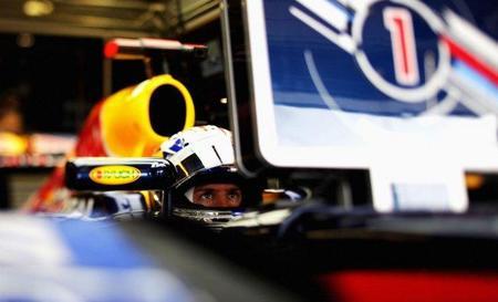 GP de Hungría F1 2011: Sebastian Vettel consigue el mejor tiempo del día, pero no del fin de semana