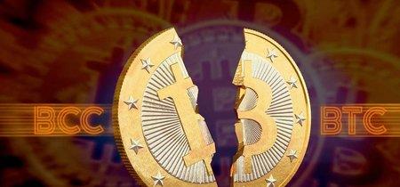 Bitcoin cae en picado mientras Bitcoin Cash sube como la espuma, ¿qué está pasando?