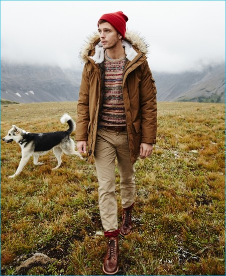 Jcrew 2016 Mens Nordic Down Parka