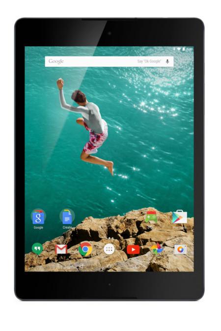 Nexus 9 pantalla