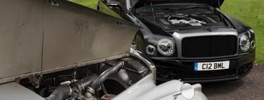 El poderoso motor V8 de Bentley festeja 60 años de existencia