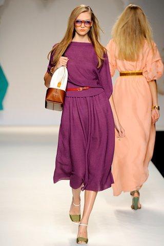 Tendencias Primavera 2011: hola faldas largas, adiós minifaldas