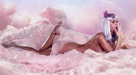 Katy Perry no quiso a hombres heterosexuales en su último vídeo