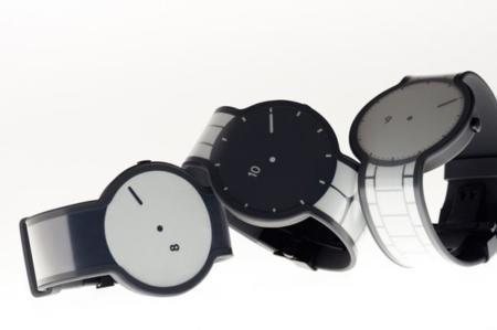 Con este reloj puedes personalizar hasta la correa pulsando un botón