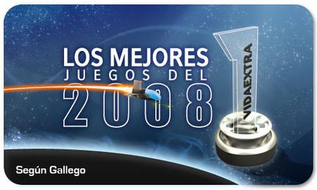 Los mejores juegos de 2008, según Gallego