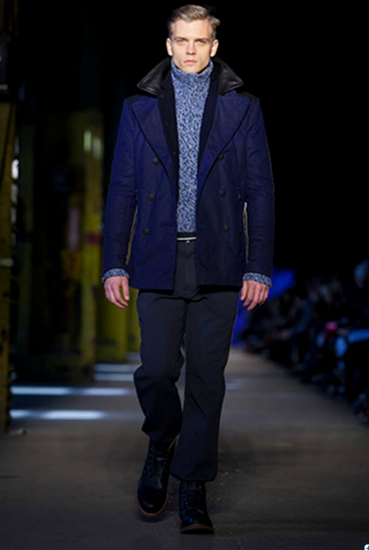 El romanticismo de rag & bone en la New York Fashion Week