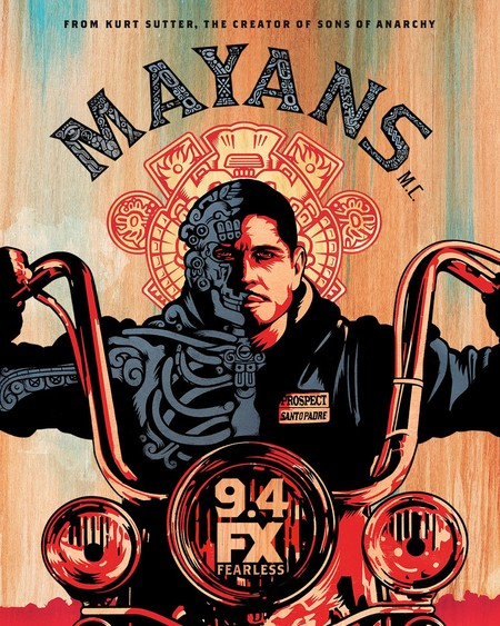 Mayans Poster