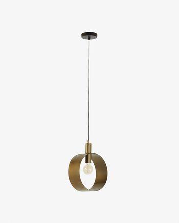 Lámpara de techo Wist de acero