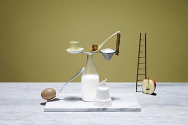 """El original y """"equilibrado"""" recetario de Elena Mora"""