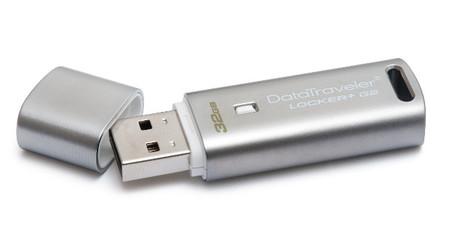 Nuevas DataTraveler de Kingston, cifrado hardware de datos en la memoria USB