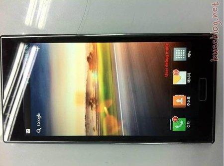 Más sobre el nuevo LG Optimus LTE2