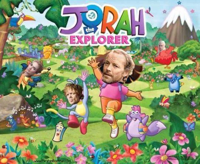 Jorahtheexplorer