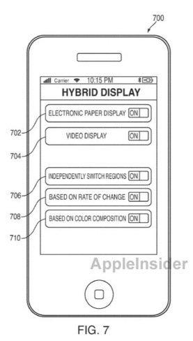 Apple también busca la pantalla perfecta para su tablet